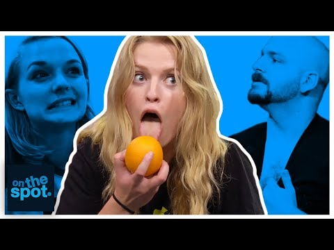 SHE LICKS EVERYTHING - On The Spot #107