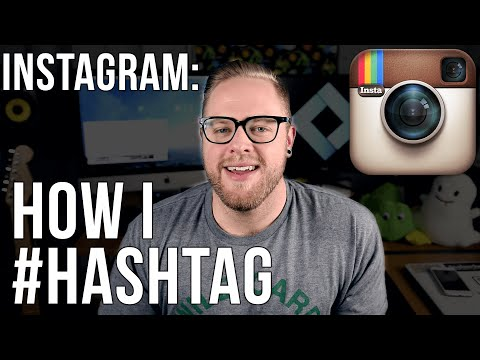 Hashtag Strategies on Instagram (Updated for 2016)