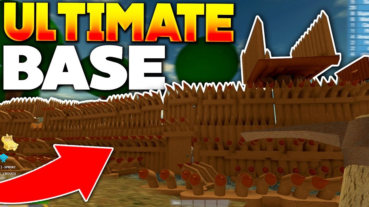 The New Roblox Survival Game Roblox Island 2 The Ultimate Zombie Base Defence Roblox Island 2 Youtube