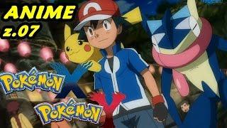 Pokémon XY & Z #7: NINJAS DA ENROLAÇÃO (ep.99) - Comentando Animes