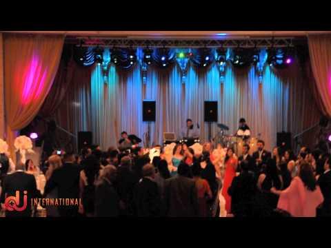 DJ International - Arsen with live band @ Palladio Banquet Hall