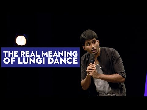 Why Tamils Don't Speak Hindi? - Stand Up Comedy - Aravind SA