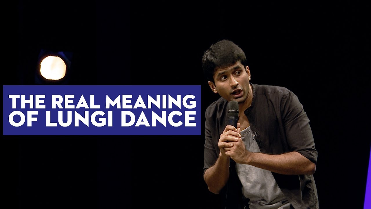 Image result for aravind sa lungi dance