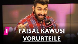 Faisal Kawusi: Merkwürdige Vorurteile