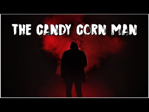 """""""The Candy Corn Man"""" 