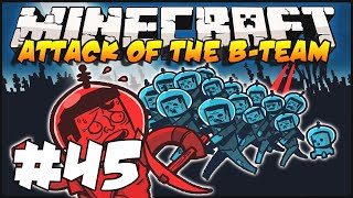 Minecraft - Attack of The B-Team - Ep.45 : The Haunted House!