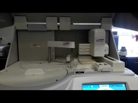 Pentra C 200 clinical chemistry Analyser from Horiba Medical