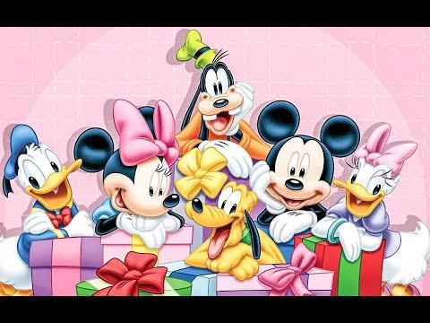 Микки Маус и Друзья + Новый год Рождество / нарезка свой трейлер