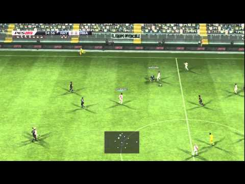 PES 2013 Rayo vs Madrid playstation 3 (regular)