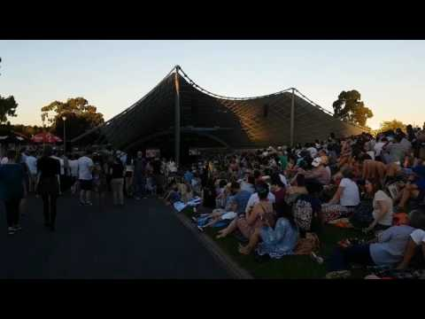 MSO plays Russian Masters at Sidney Myer Music Bowl, Feb 2017