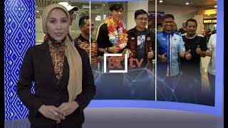 Berita BT tv. Berita Borneo.  Lensa Borneo 12 November 2019