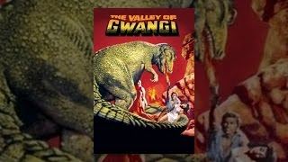 The Valley Of The Gwangi