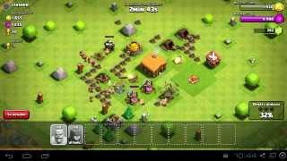 {Guide}-Débutant Clash of clans! # Lvl 0 à 10 [HD]