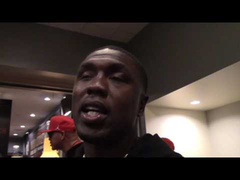 'ITS CRAZY!' - ANDRE BERTO IMMEDIATE REACTION TO ANDRE WARD 8th ROUND STOPPAGE OF SERGEY KOVALEV