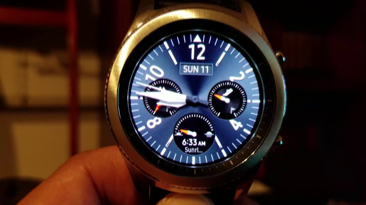 Amato Making your own custom watch faces and dials for the Samsung Gear  DA13