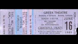 Grateful Dead - Scarlet Begonias_Fire On The Mountain 6-16-85