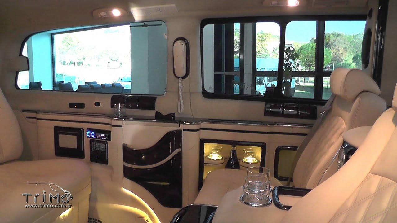 Mercedes Benz Vito 639 Vip Conversions Youtube