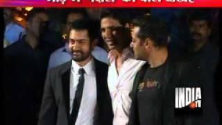 SRK, Salman Avoid Each Other At Aamir Khan