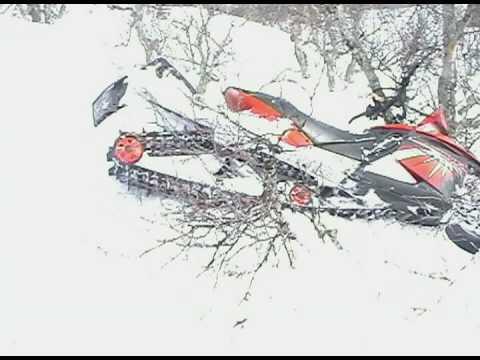 snöscooter