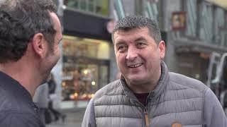 DAZN trifft: Elmar Paulke mit Mensur Suljovic in Wien (Part 2)