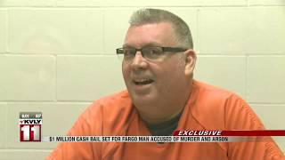 Accused murderer speaks out to VNL once again after first appearance in court