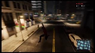 Spiderman Stream before I go to Boston