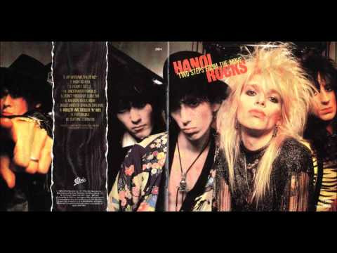 Hanoi Rocks - High School