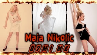 Maja Nikolic - Uzmi me  - (REMIX) - (Official Lyric Video, 2018)// NOVI CD * Zemlja cuda//