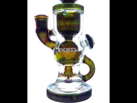 Blazed Glass Alien Tech BTK