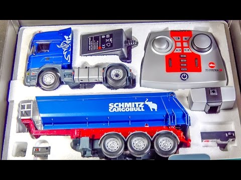 RC truck SCANIA