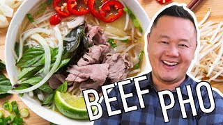 How to Make Quick Beef Pho with Jet Tila | Ready, Jet, Cook