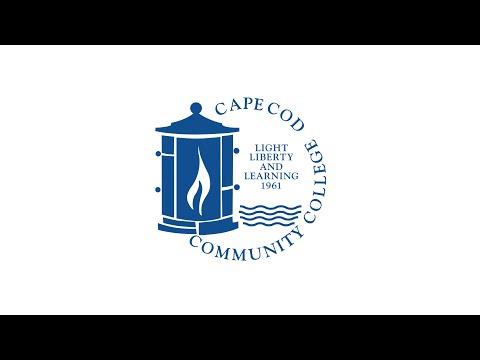 Cape Cod Community College 2020 Virtual Commencement Ceremony