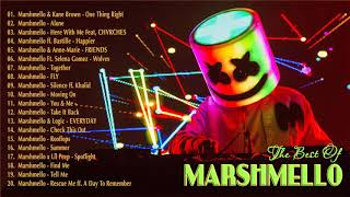 Marshmello - Marshmello Greatest Hits Full Album 2020 ⭐️⚡️🌙 Best Songs Of Marshmello Playlist 2020