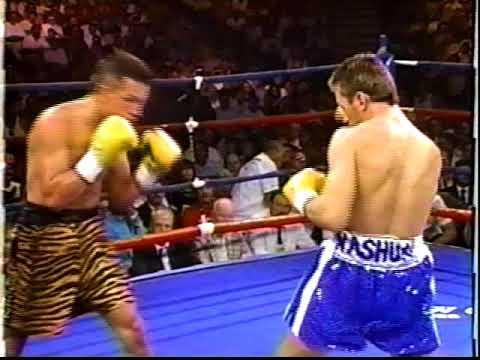 Brian Mitchell vs Tony Lopez 2