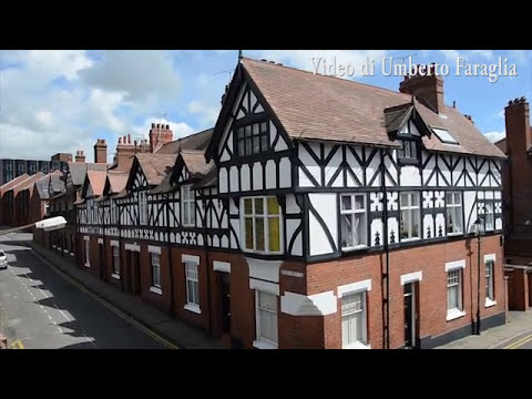 trip to chester UK -Tourist Information -  Video  Umberto Fa