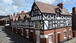 trip to chester UK -Tourist Information -  Video  Umberto Faraglia Fotoreporter