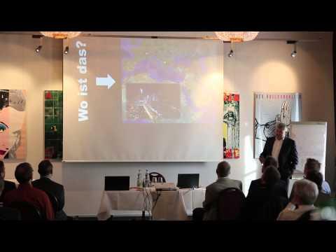 "Andrej Vckovski CEO Netcetera ""Schweizer Softwareschokolade im Wüstensand"" swiss made software"