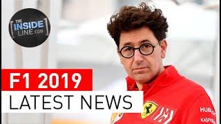 WEEKLY FORMULA 1 NEWS (17 DECEMBER 2019)