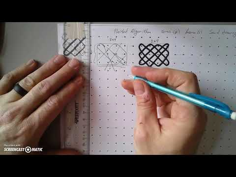 Introduction To Line Drawing Algorithm : Intro to plaited algorithm youtube