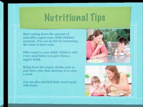 Early Childhood  Nutrition  NURTURE