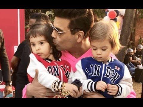 Karan Johar To Celebrate Yash And Roohi's 3rd Birthday With A Bang | SpotboyE