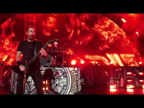 Nickelback Burn It To The Ground at The Greek