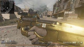 Modern Warfare: Dripping in Gold