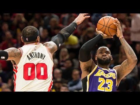 La Lakers Vs Portland Trail Blazers Full Game Highlights December 6 2019 Nba 2019 20 Youtube