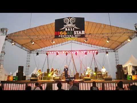 """Andreggae/KOPI MALAM """"Bali reggae star fest 2017 at.Sanur Bali"""