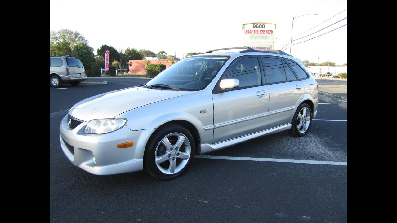 SOLD 2003 Mazda Protege 5 99K Miles 5-Sd Meticulous Motors Inc ...