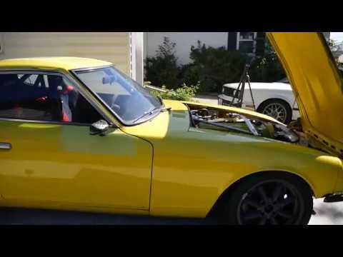 Datsun 280z S30 Maxima Alternator Upgrade