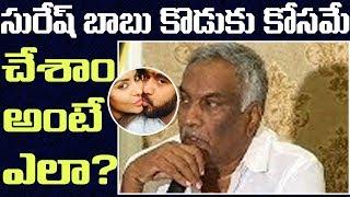 Tammareddy Bharadwaj Reacts On Sri Reddy Issue ...