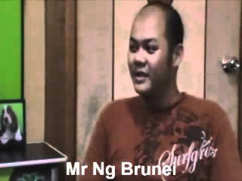 hair loss, hair growth - Higa Organic Shampoo Testimonial - Mr Ng - Brunei.mp4