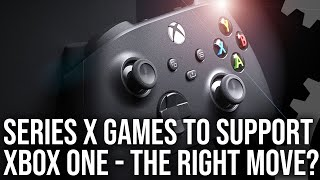 DF Direct: Xbox Series X First Party Games To Run On Xbox One - Is This A Good Thing?